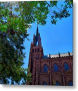 Church In Sc Metal Print