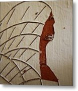 Church Lady 2 - Tile Metal Print