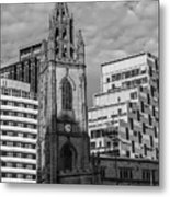 Church Of Our Lady And Saint Nicholas Liverpool Metal Print