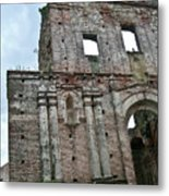 Church Of Santo Domingo 4 Metal Print
