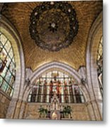 Church Of The Flagellation Metal Print