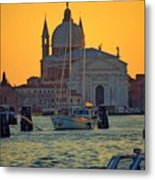 Church of the Redentore in Venice Metal Print