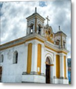 Church Of The Transfiguration Quetzaltenango Guatemala 5 Metal Print