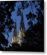 Church Steeples Metal Print