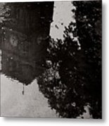 Church Tower- St Lucia Metal Print