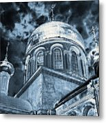 Church2 Metal Print
