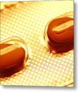 Cialis Pills Metal Print