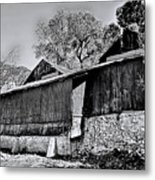 Cider Mill Metal Print