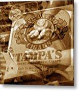Cigars 7 Metal Print
