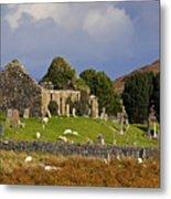 Cill Chroisd Isle Of Skye Metal Print