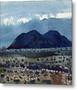 Cinder Cone Death Valley Metal Print