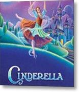 Cinderella Poster Metal Print