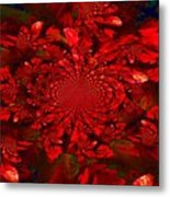 Cinnamon Candy Metal Print
