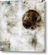 Circle In A Square Metal Print
