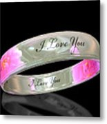 Circle Of Love Metal Print