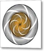 Circle Study No. 364 Metal Print