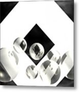 Outer Limits Metal Print