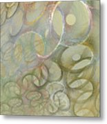 Circles In Circles Metal Print
