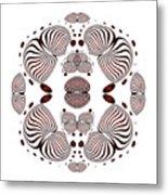Circularity No 1638 Metal Print