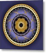 Circularium No. 2555 Metal Print