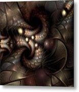 Circumstance And Puzzlement Metal Print