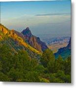 Chiscos Mountain Park Metal Print