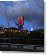 Citgo Sign Metal Print