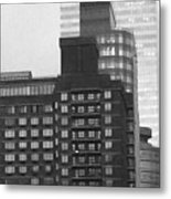 Citicorp Building Nyc  Metal Print