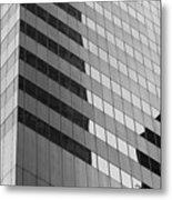 Citigroup Facade IIi Metal Print