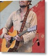 Citizen Cope Clarence Greenwood Metal Print