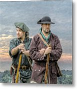 Citizen Soldiers Metal Print