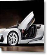 Citroen Supercar Concept Metal Print