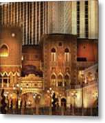 City - A Touch Of Sicily Metal Print