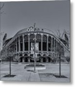 City Field - New York Mets Metal Print