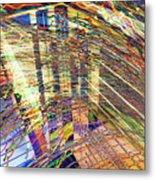 City In Motion 29 Metal Print