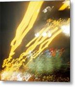 City Lights-5 Metal Print