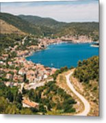 City Of Vis Metal Print