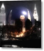 City On The North Coast Metal Print