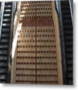 City Place Stairs Metal Print