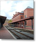 Cumberland City Station Metal Print