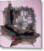 Cityscape 2 Metal Print