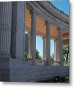 Civic Center Park Denver Co Metal Print
