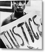 Civil Rights, 1961 Metal Print