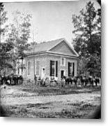 Civil War: Bethel Church Metal Print