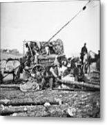 Civil War: Former Slaves Metal Print