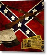 Civil War Memories Metal Print