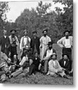 Civil War: Scouts & Guides Metal Print