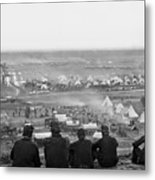 Civil War: Union Camp, 1862 Metal Print