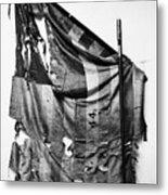 Civil War: Union Flag Metal Print