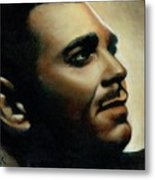 Clark Gable Metal Print